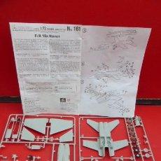 Radio Control: MAQUETA F/A F/18 HORNET..SIN CALCAS NI CAJA,,..ESCALA 1/72. Lote 172094869