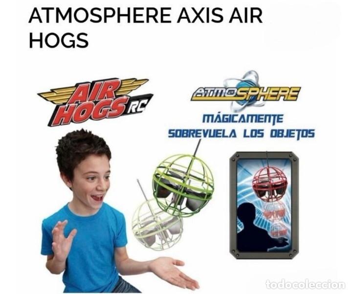 ATMOSPHERE AXIS AIR HOGS (Juguetes - Modelismo y Radiocontrol - Radiocontrol - Aviones y Helicópteros)