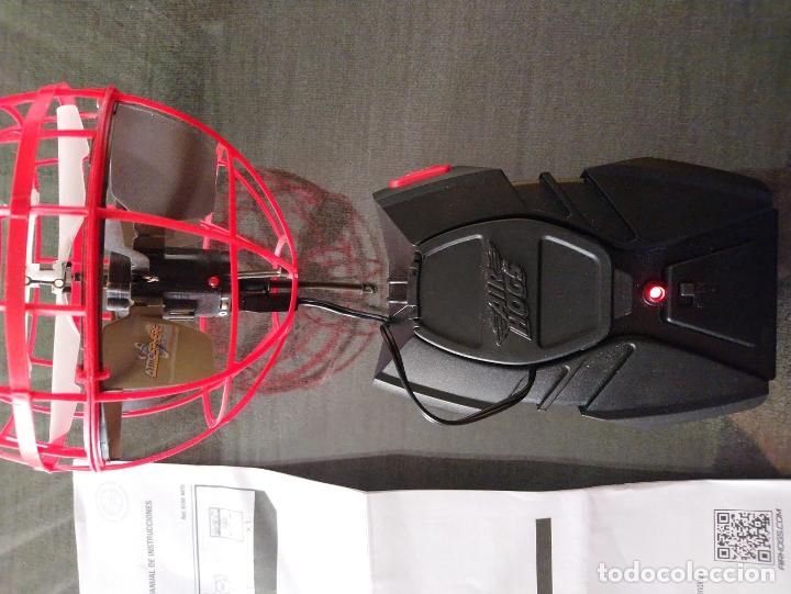 Radio Control: ATMOSPHERE AXIS AIR HOGS - Foto 3 - 173385288
