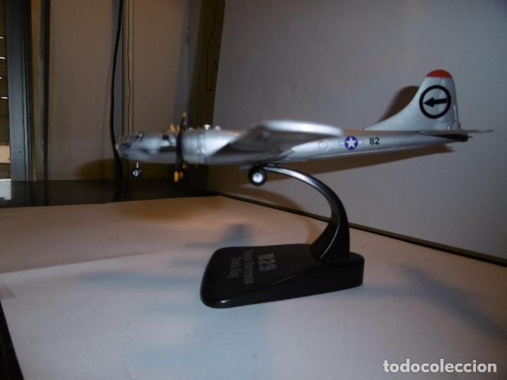 Radio Control: BOEING B29-ENOLA GAY ESCALA 1/144 - Foto 3 - 175385618
