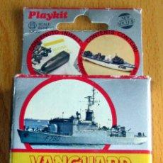 Radio Control: PLAYKIT, VANGUARD - BARCO ESCALA 1:2500 NUEVO SIN MONTAR. Lote 176102780