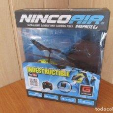 Radio Control: BONITO HELICOPTERO DE RADIOCONTROL NINCO AIR (NUEVO A ESTRENAR). Lote 177059003