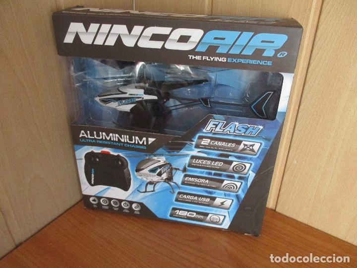 BONITO HELICOPTERO DE RADIOCONTROL NINCO AIR (NUEVO A ESTRENAR) (Juguetes - Modelismo y Radiocontrol - Radiocontrol - Aviones y Helicópteros)