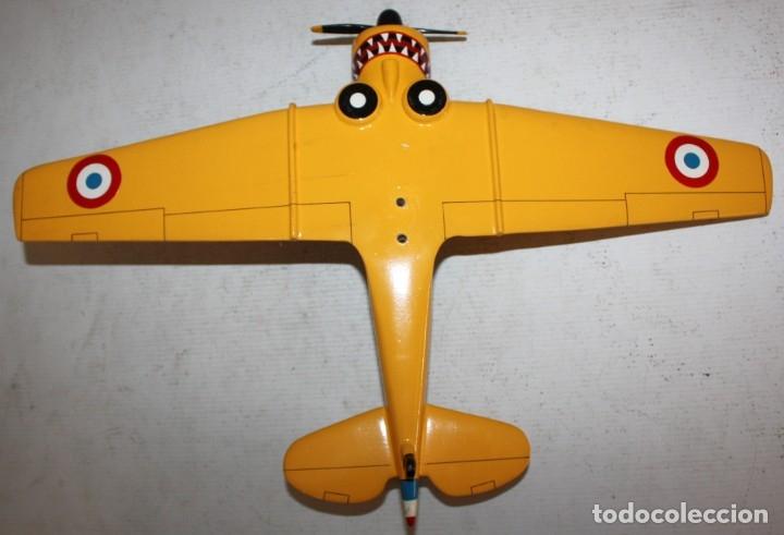 Radio Control: AVION DE MADERA MODELO NORTH AMERICAN T-6 TEXAN - Foto 10 - 177128879