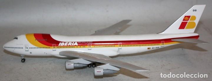 MAQUETA DE AVION IBERIA DE LOS AÑOS 80 (Juguetes - Modelismo y Radiocontrol - Radiocontrol - Aviones y Helicópteros)