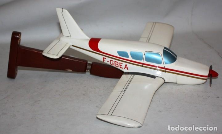 AVION DE MADERA MODELO PIPER ARROW (Juguetes - Modelismo y Radiocontrol - Radiocontrol - Aviones y Helicópteros)