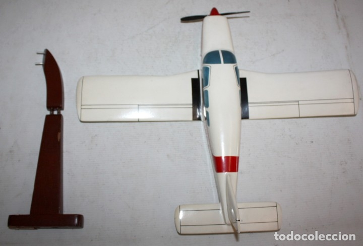 Radio Control: AVION DE MADERA MODELO PIPER ARROW - Foto 3 - 177366728