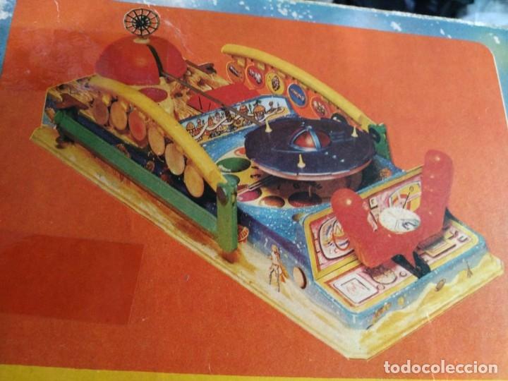 Radio Control: Espacial Jugati -Video Funcionando- Made in Spain juguete espacial no Jyesa Rico Paya - Foto 6 - 177803073