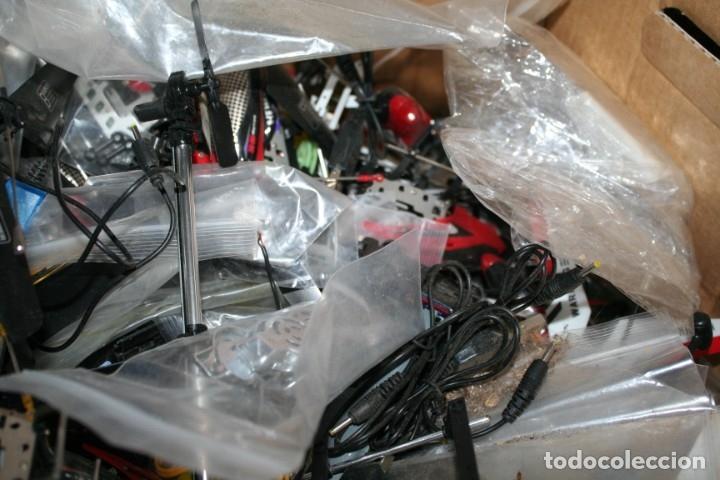 Radio Control: lote de aviones helicopteros y muchas piezas - Foto 7 - 177837685