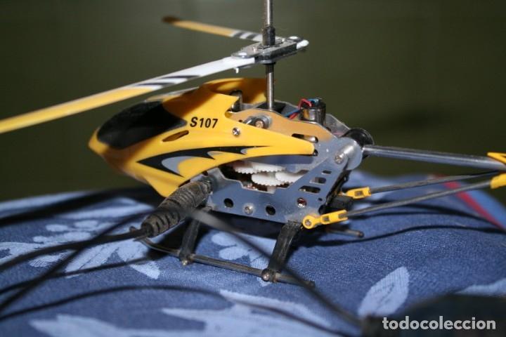 Radio Control: lote de aviones helicopteros y muchas piezas - Foto 8 - 177837685