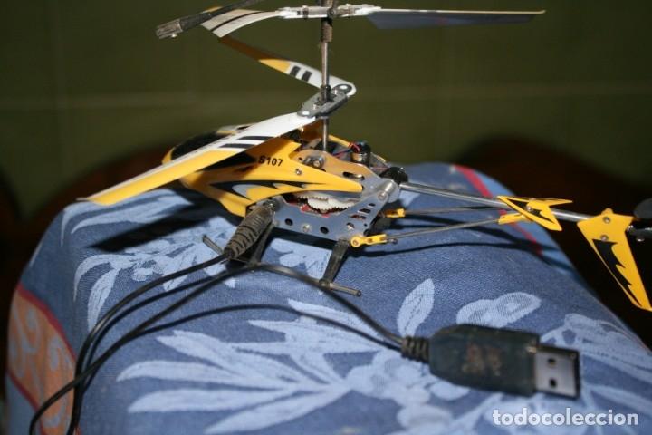 Radio Control: lote de aviones helicopteros y muchas piezas - Foto 9 - 177837685