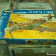 Radio Control: REVELL 1/32 BF-109 G-4 TROPAS. - NUEVA. Lote 178719451