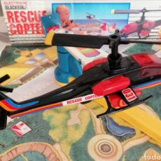 Radio Control: HELICOPTERO RESCATE PLAYWELL AÑOS 80.. Lote 182022066
