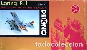 DEKNO - LORING R.III 1/72 E1800 (Juguetes - Modelismo y Radiocontrol - Radiocontrol - Aviones y Helicópteros)