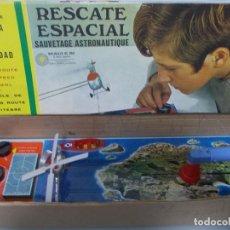 Radio Control: ANTIGUO JUEGO - RESCATE ESPACIAL -. Lote 182577952