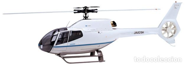 HELICÓPTERO RC DE HIROBO MODELO EUROCOPTER EC-120 (Juguetes - Modelismo y Radiocontrol - Radiocontrol - Aviones y Helicópteros)
