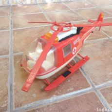 Radio Control: ANTIGUO GRAN HELICOPTERO DE RICO. Lote 184774451