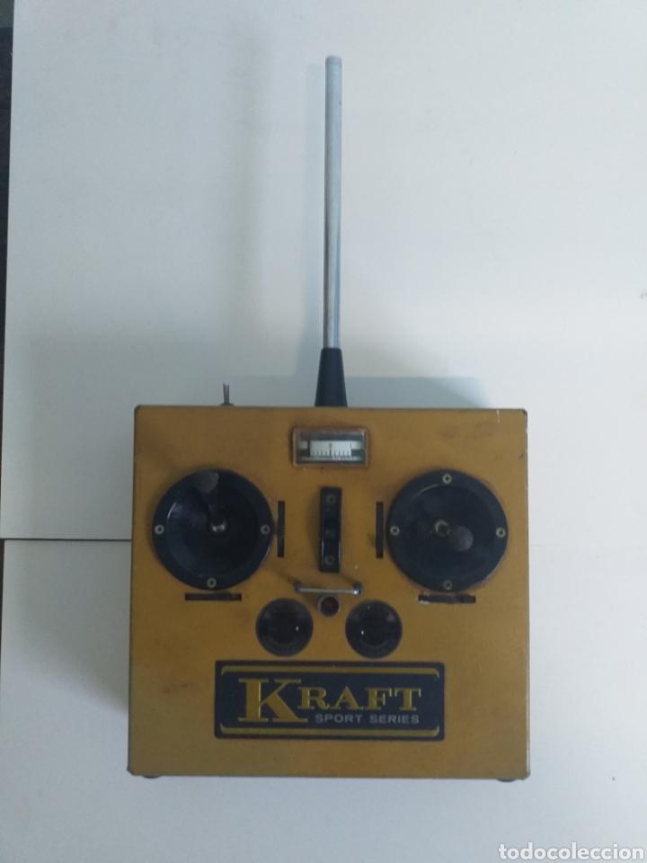 CONTROL REMOTO KRAFT (Juguetes - Modelismo y Radiocontrol - Radiocontrol - Aviones y Helicópteros)