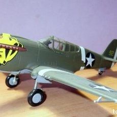 Radio Control: AVIÓN ALENTIAN TIGERS P-40 WARHAWK ESC.1:48 COLECCION ARMOUR. Lote 190505668