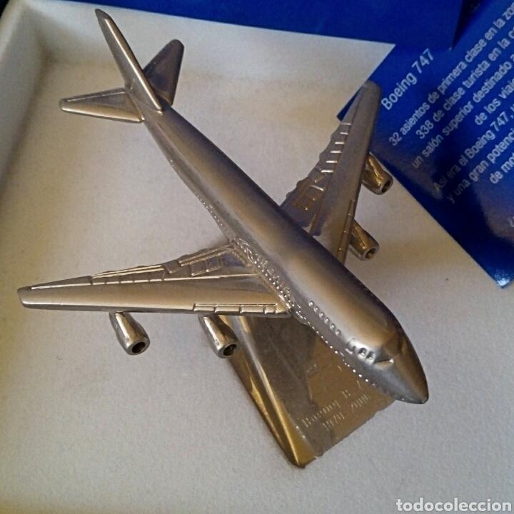 Radio Control: EDICION CONMEMORATIVA DE IBERIA BOEING 747 - A ESCALA Y EN ACERO - EDICION VIP - Foto 5 - 190935651