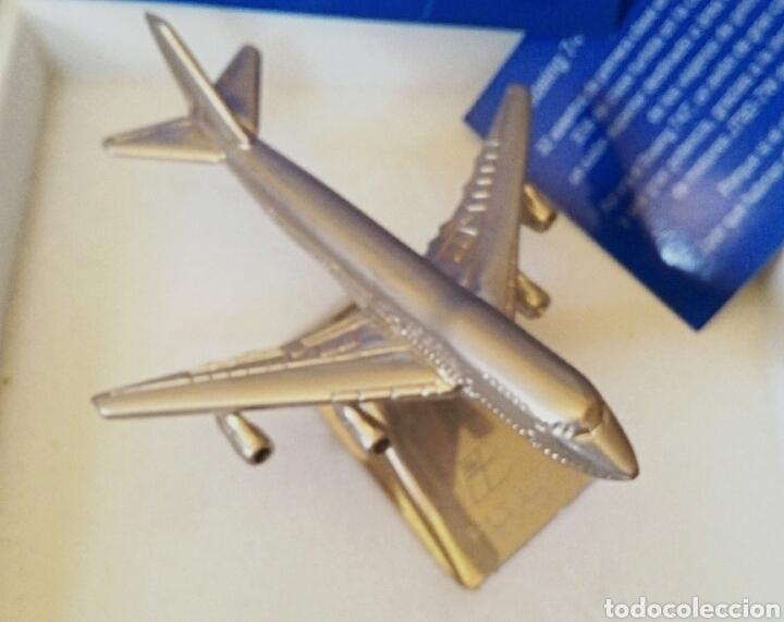 Radio Control: EDICION CONMEMORATIVA DE IBERIA BOEING 747 - A ESCALA Y EN ACERO - EDICION VIP - Foto 8 - 190935651