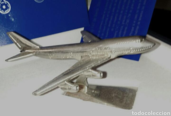 Radio Control: EDICION CONMEMORATIVA DE IBERIA BOEING 747 - A ESCALA Y EN ACERO - EDICION VIP - Foto 10 - 190935651