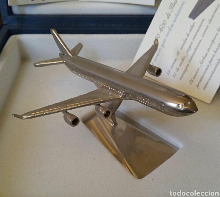 Radio Control: EDICION CONMEMORATIVA AIRBUS 340/600 - A ESCALA Y EN ACERO - EDICION VIP - Foto 3 - 190937998