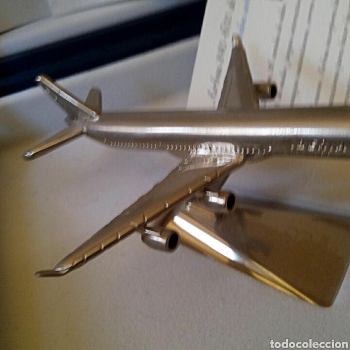 Radio Control: EDICION CONMEMORATIVA AIRBUS 340/600 - A ESCALA Y EN ACERO - EDICION VIP - Foto 4 - 190937998