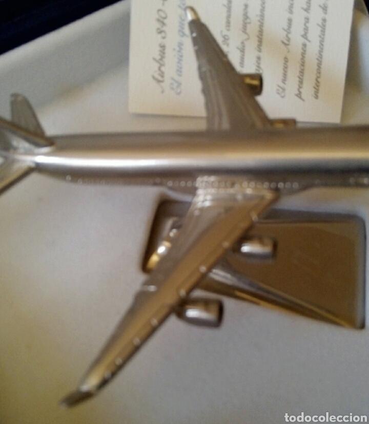 Radio Control: EDICION CONMEMORATIVA AIRBUS 340/600 - A ESCALA Y EN ACERO - EDICION VIP - Foto 7 - 190937998