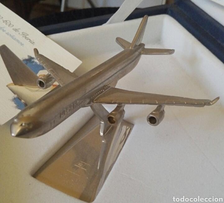 Radio Control: EDICION CONMEMORATIVA AIRBUS 340/600 - A ESCALA Y EN ACERO - EDICION VIP - Foto 8 - 190937998