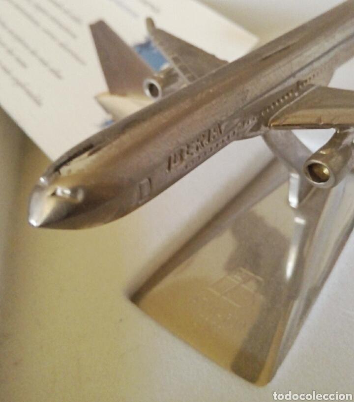 Radio Control: EDICION CONMEMORATIVA AIRBUS 340/600 - A ESCALA Y EN ACERO - EDICION VIP - Foto 9 - 190937998