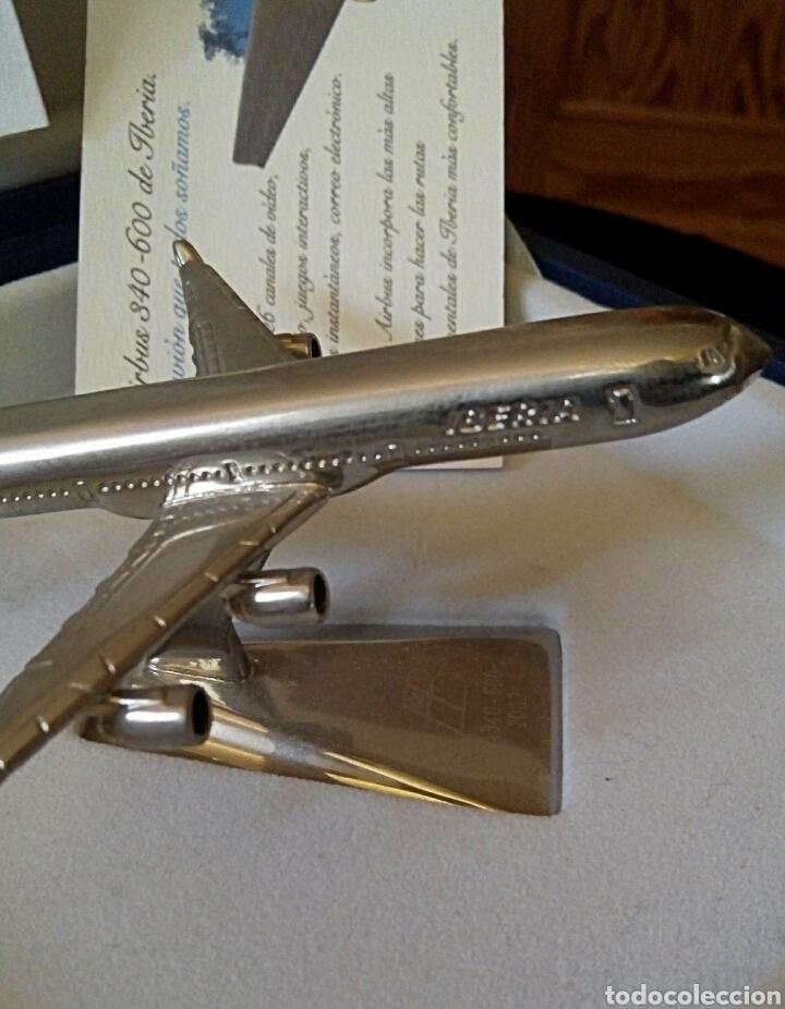 Radio Control: EDICION CONMEMORATIVA AIRBUS 340/600 - A ESCALA Y EN ACERO - EDICION VIP - Foto 10 - 190937998