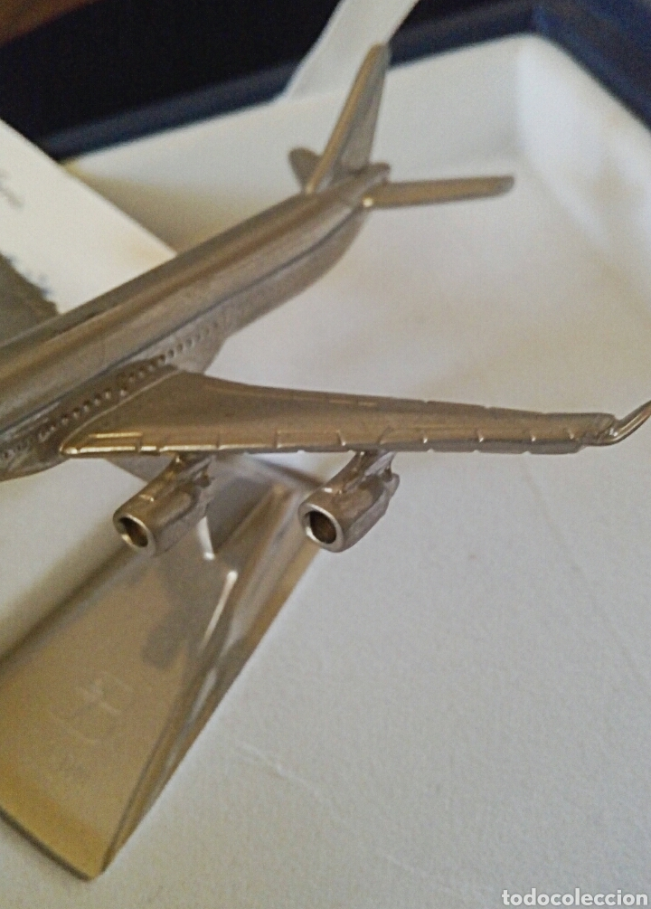 Radio Control: EDICION CONMEMORATIVA AIRBUS 340/600 - A ESCALA Y EN ACERO - EDICION VIP - Foto 11 - 190937998