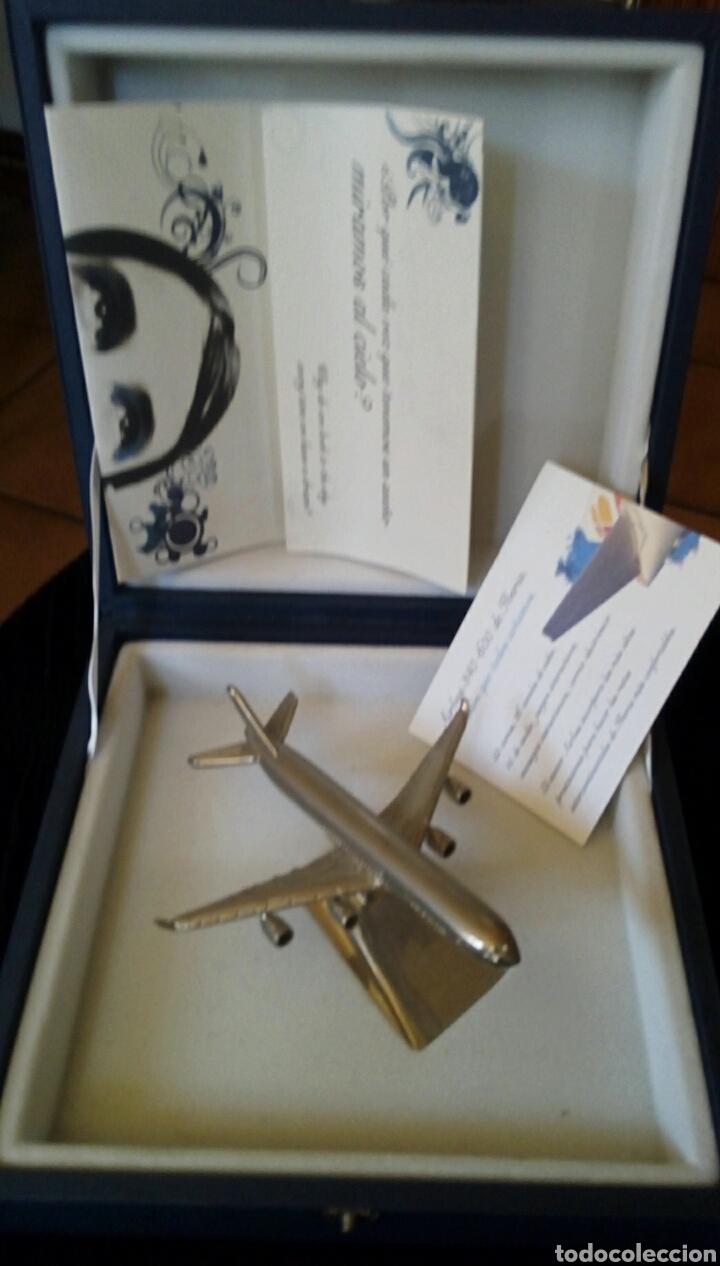 EDICION CONMEMORATIVA AIRBUS 340/600 - A ESCALA Y EN ACERO - EDICION VIP (Juguetes - Modelismo y Radiocontrol - Radiocontrol - Aviones y Helicópteros)