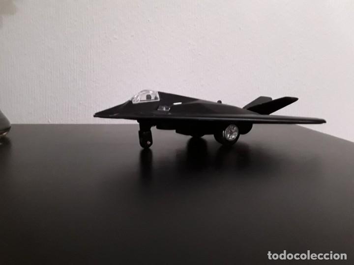 NAVE AÉREA USAF CON LUZ Y SONIDO (Juguetes - Modelismo y Radiocontrol - Radiocontrol - Aviones y Helicópteros)