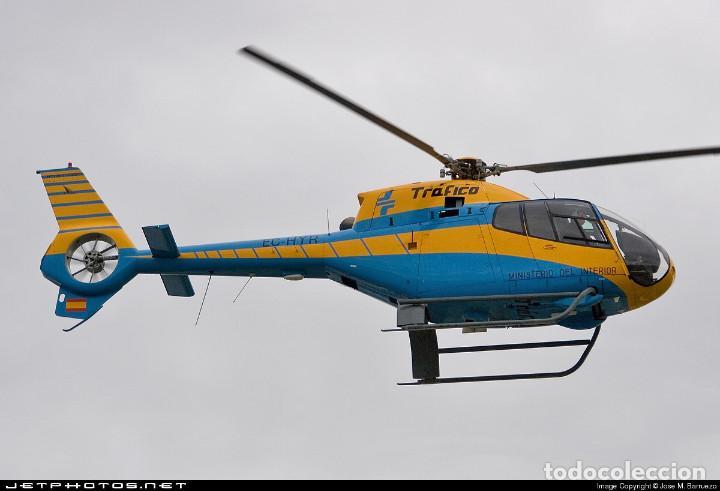 Radio Control: Helicóptero RC de Hirobo modelo Eurocopter EC-120 - Foto 2 - 182582200