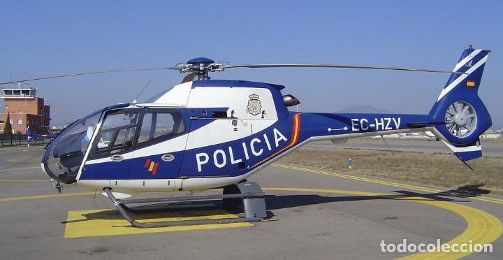 Radio Control: Helicóptero RC de Hirobo modelo Eurocopter EC-120 - Foto 3 - 182582200