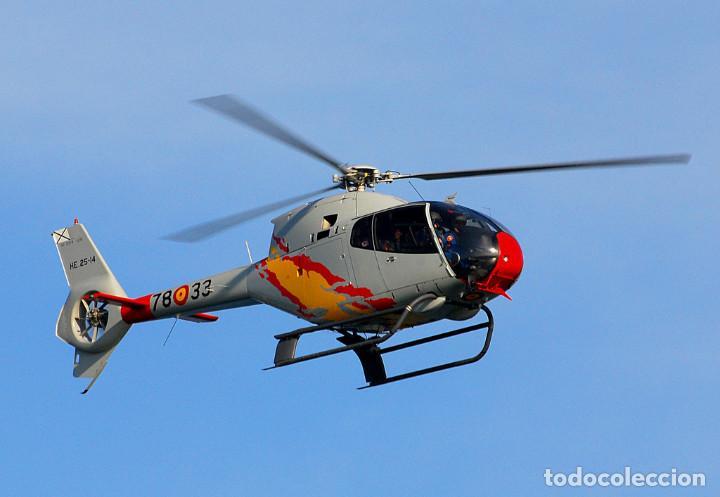 Radio Control: Helicóptero RC de Hirobo modelo Eurocopter EC-120 - Foto 4 - 182582200