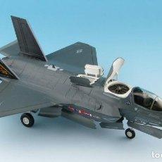 Radio Control: AVIÓN LOCKHEED MARTIN F-35B (STOVL) BF-01, USA , 2010S, 1:72,. Lote 193635201