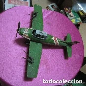 AVION DE GUERRA 101 CON METRALLETAS DE PVC JUGUETE C 14 (Juguetes - Modelismo y Radiocontrol - Radiocontrol - Aviones y Helicópteros)