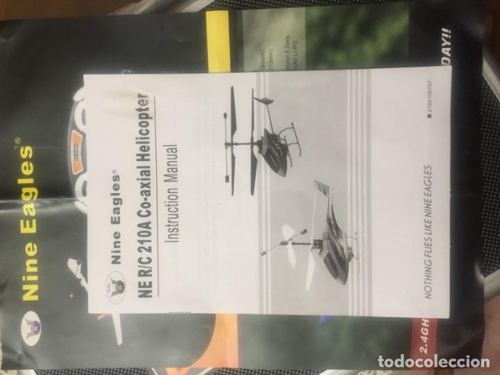 Radio Control: Hlicoptero - Foto 4 - 194497632