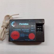 Radio Control: RECEPTOR FUTABA 2 CANALES 72,400 LUZ ENVIO INCLUIDO. Lote 194558630