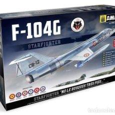 Radio Control: AMIG8104 # F-104 G STARFIGHTER. Lote 218875781