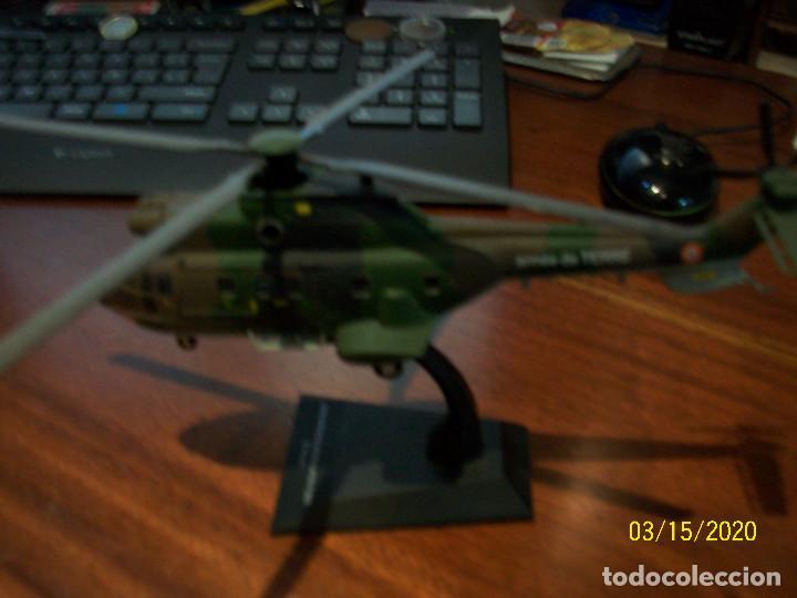 HELICOPTERO-AEROSPATIALE- AS 332-SUPER PUMA-FRANCE-ALTAYA-CON FASCICULO (Juguetes - Modelismo y Radiocontrol - Radiocontrol - Aviones y Helicópteros)