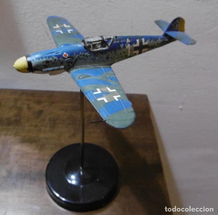 MESSERSCHMITT BF109 ESCALA 1/72 VOLANDO (Juguetes - Modelismo y Radiocontrol - Radiocontrol - Aviones y Helicópteros)