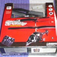 Radio Control: SPEED ABILITY - HELICOPTER - HELICOPTERO DIRIGIDO POR RADIO,. Lote 203756030
