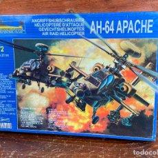 Radio Control: MAQUETA AH 64 APACHE 1:72 - NUEVO SIN USO. Lote 204056452