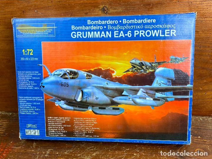 MAQUETA GRUMMAN EA6 PROWLER 1:72 - NUEVO SIN USO (Juguetes - Modelismo y Radiocontrol - Radiocontrol - Aviones y Helicópteros)