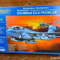 Radio Control: MAQUETA GRUMMAN EA6 PROWLER 1:72 - NUEVO SIN USO. Lote 204056816