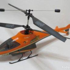 Radio Control: HELICOPTERO RADIOCONTROL E SKI LAMA IV. Lote 205043122